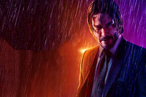 2019 John Wick Chapter 3 Parabellum 4k Wallpaper