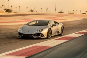 2019 Lamborghini Huracan Evo 5k