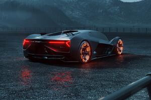 2019 Lamborghini Terzo Millennio HD