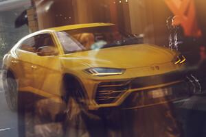 2019 Lamborghini Urus 4k