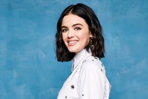 2019 Lucy Hale 4k Wallpaper