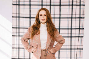 2019 Madelaine Petsch Nylon Magazine Wallpaper