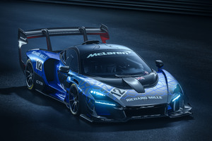 2019 McLaren Senna GTR Wallpaper