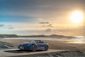 2019 Mercedes AMG GT R Roadster 8k