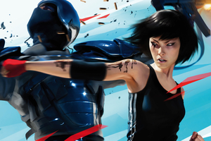 2019 Mirrors Edge Catalyst 5k Wallpaper