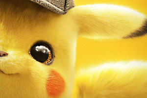 2019 Pokemon Detective Pikachu 4k Wallpaper