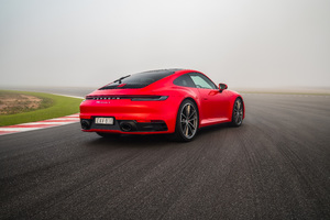 2019 Porsche 911 Carrera 8k Wallpaper