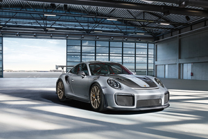 2019 Porsche 911 GT2 RS 4k Wallpaper