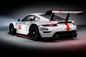 2019 Porsche 911 RSR Wallpaper