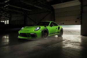 2019 Porsche Gt3 Rs 4k