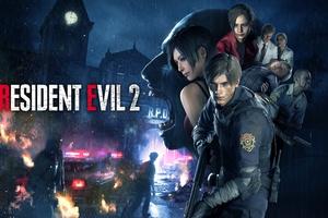 2019 Resident Evil 2 4k