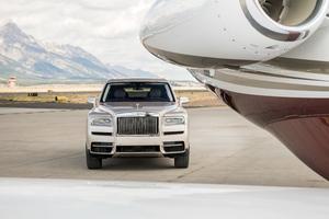 2019 Rolls Royce Cullinan 4k