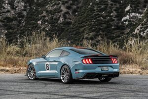 2019 Roush Performance Stage 3 Mustang Gt Rear