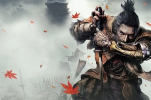 2019 Sekiro Shadows Die Twice 4k Wallpaper