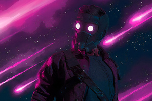 2019 Star Lord Wallpaper