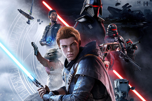 2019 Star Wars Jedi Fallen Order Wallpaper