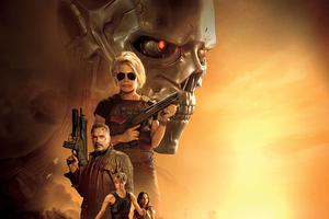 2019 Terminator Dark Fate 5k