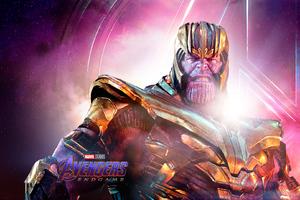 2019 Thanos Avengers Endgame