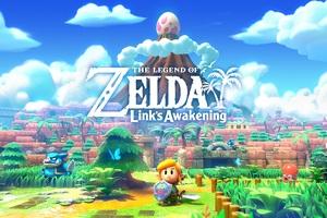2019 The Legend Of Zelda Links Awakening Wallpaper