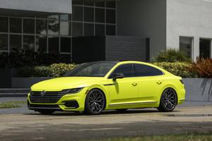 2019 Volkswagen Arteon R Line Concept 4k