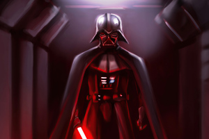 2020 4k Darth Vader Wallpaper