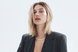 2020 4k Hailey Baldwin Wallpaper
