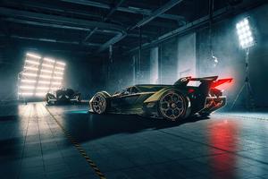 2020 4k Lamborghini Terzo Millennio Wallpaper