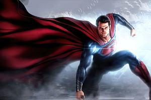 2020 4k Superman Henry Cavill Wallpaper