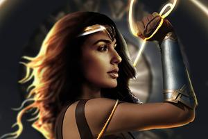 2020 4k Wonder Woman