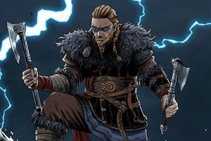 2020 Assassins Creed Valhalla Game 4k Wallpaper