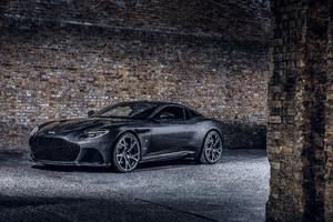 2020 Aston Martin Dbs Superleggera 007 Edition Wallpaper