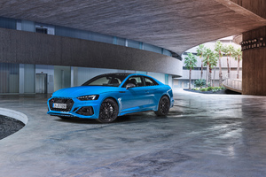2020 Audi Rs 5 Coupe Wallpaper