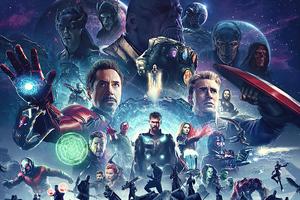 2020 Avengers Endgame 4k