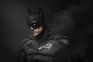 2020 Bat Man 4k