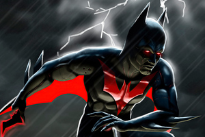 2020 Batman Beyond 4k Wallpaper