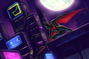 2020 Batman Beyond 4k Wallpaper