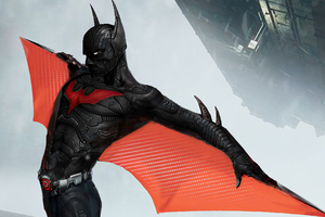 2020 Batman Beyond Artwork 4k Wallpaper