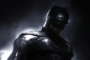 2020 Batman Robert Pattinson 4k Wallpaper