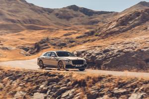 2020 Bentley Flying Spur Blackline 5k