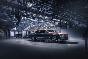 2020 Bentley Mulsanne Wallpaper