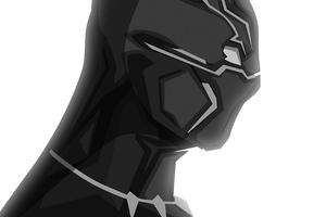 2020 Black Panther 4k Wallpaper