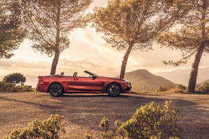 2020 BMW M8 Competition Cabrio 5k Wallpaper