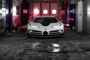 2020 Bugatti Centodieci 8k Wallpaper