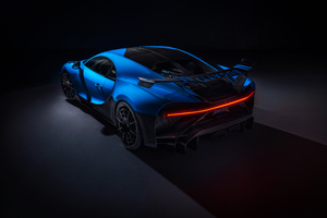 2020 Bugatti Chiron Pur Sport 5k