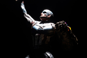 2020 Captain America 4k New
