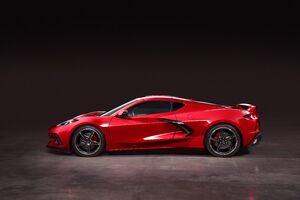 2020 Chevrolet Corvette Stingray C8 5k