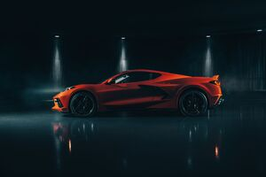 2020 Chevrolet Corvette Stingray C8 8k
