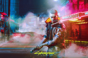 2020 Cyberpunk 2077 4k Wallpaper
