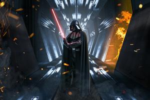 2020 Darth Vader 4k