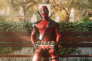 2020 Deadpool 4k Wallpaper